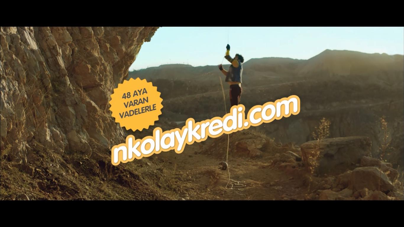 N Kolay Kredi - Türkiye'nin Reklamları