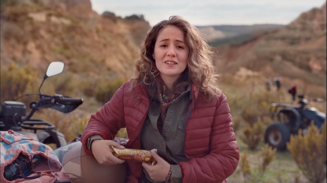 Ben De Ana Kuzusuyum, Gezgin - ÜLKER HANIMELLER - Türkiye'nin Reklamları