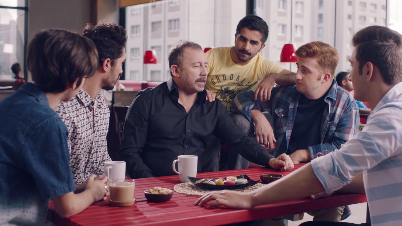 Sen Bitti Demeden Bitmez - İBRAHİM ETHEM / MENARİNİ - Türkiye'nin Reklamları