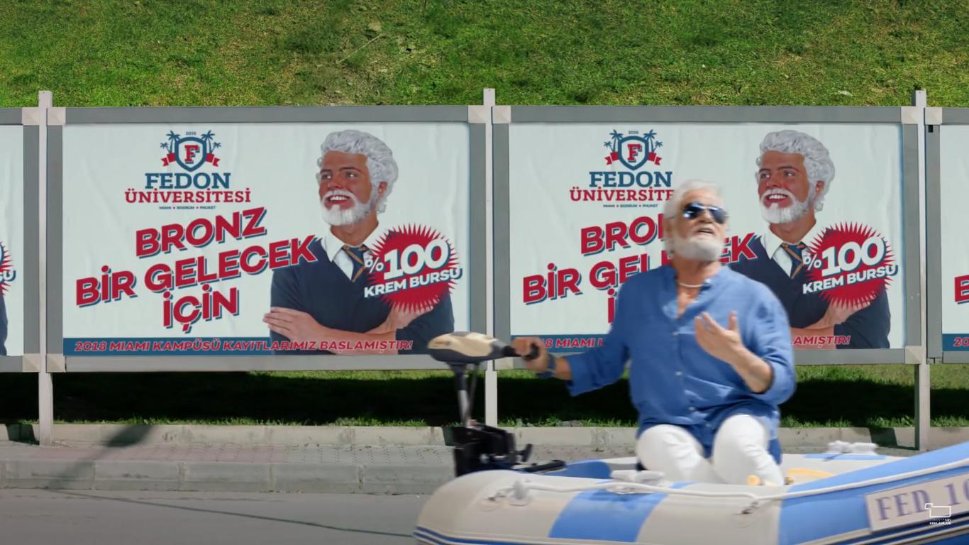 Eti Popkek, Tüm Dünya Fedon Olsa - ETİ - Türkiye'nin Reklamları