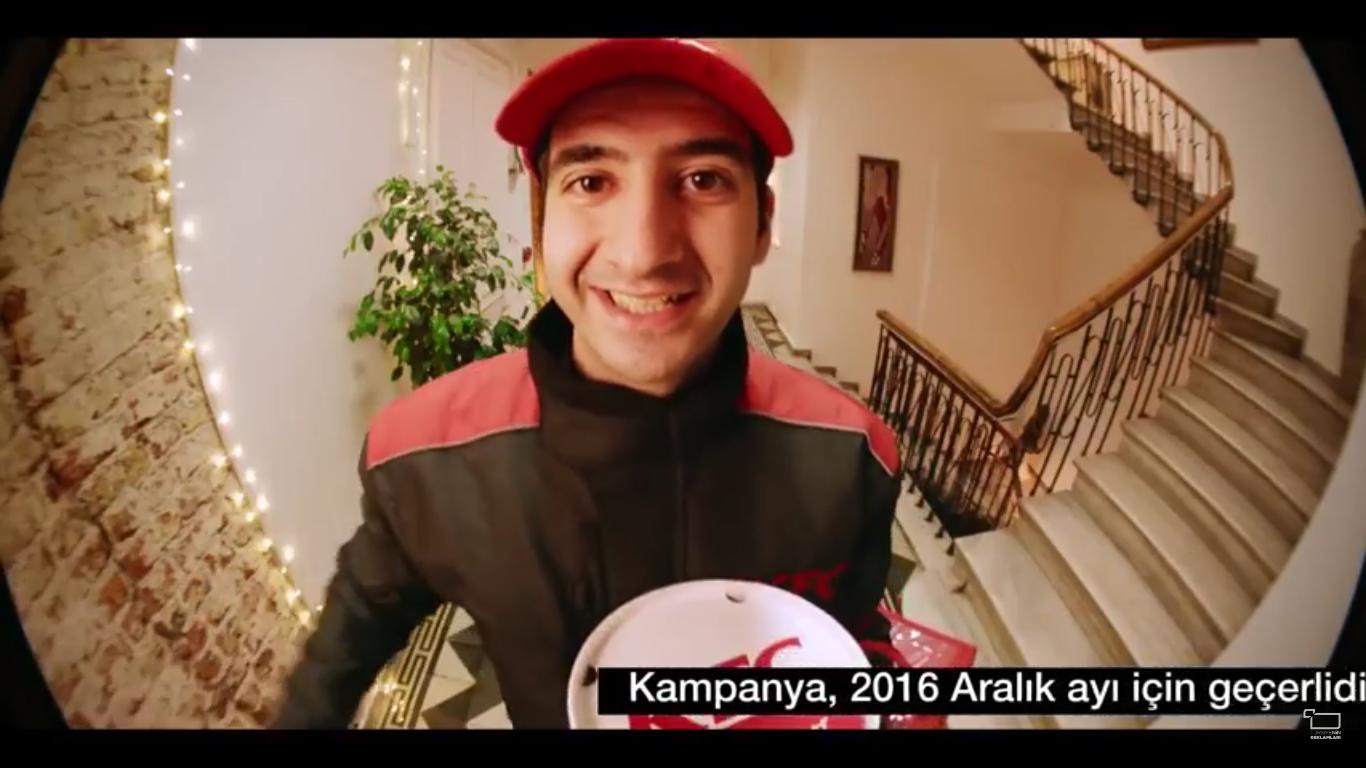 KFC 'But'lu Yıllar Diler - KFC - Türkiye'nin Reklamları