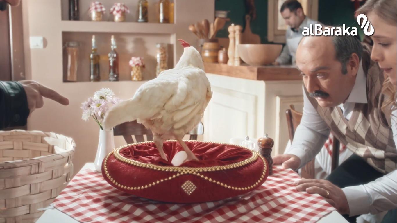Karlı Altın Hesabı - ALBARAKA TÜRK - Türkiye'nin Reklamları