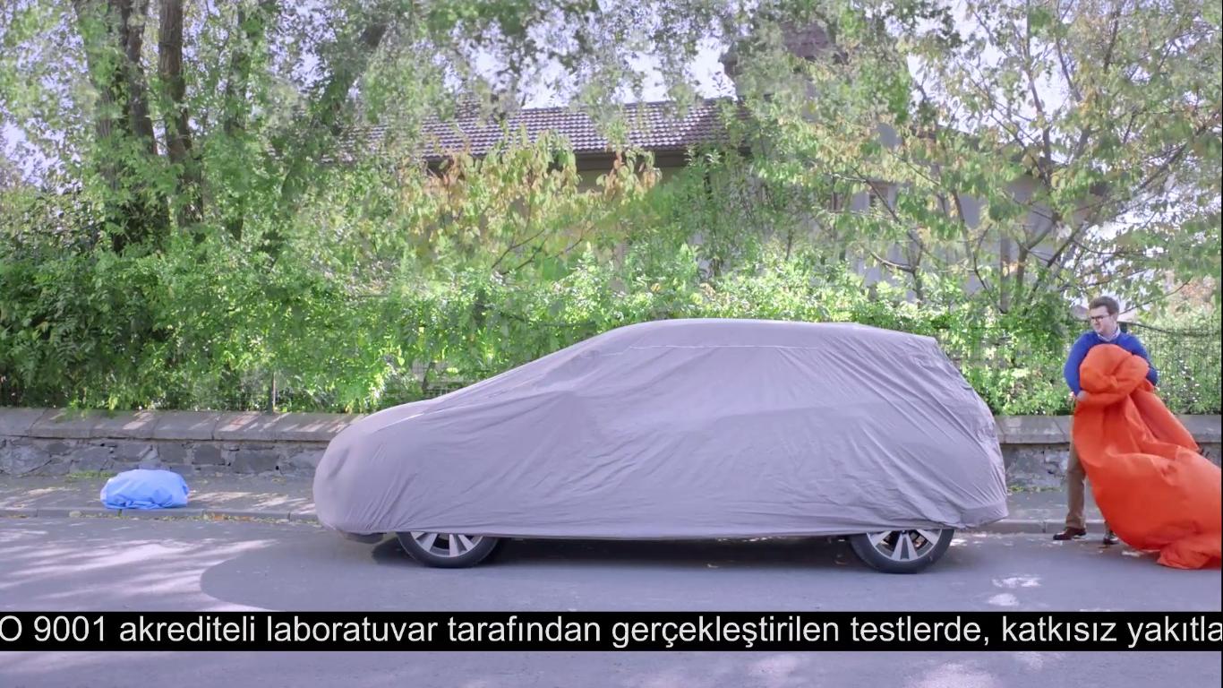 Aracınız Koruma Altında - AYTEMİZ - Türkiye'nin Reklamları