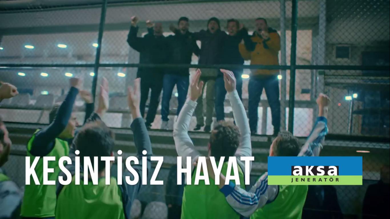 Keşke Hayat Kesintisiz Aksa! Halı Saha - AKSA - Türkiye'nin Reklamları