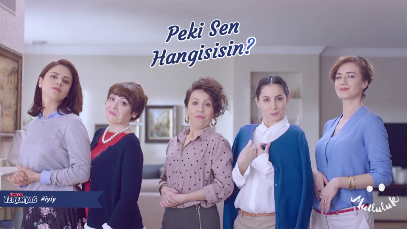 Peki Sen Onlardan Hangisisin? - ÜLKER TEREMYAĞ - Türkiye'nin Reklamları