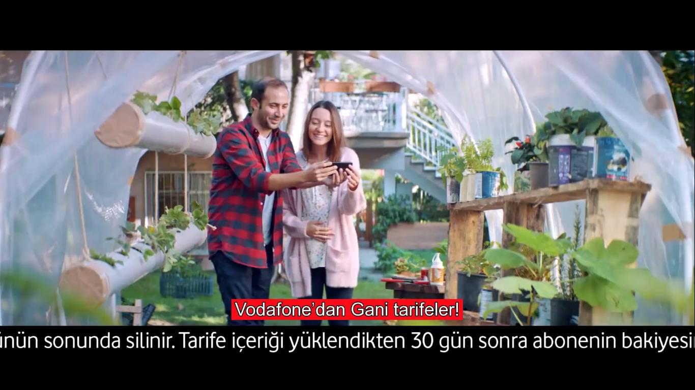 #GaniGani İnternete Girin Diye, Gani Tarife Vodafone'da - VODAFONE TÜRKİYE - Türkiye'nin Reklamları