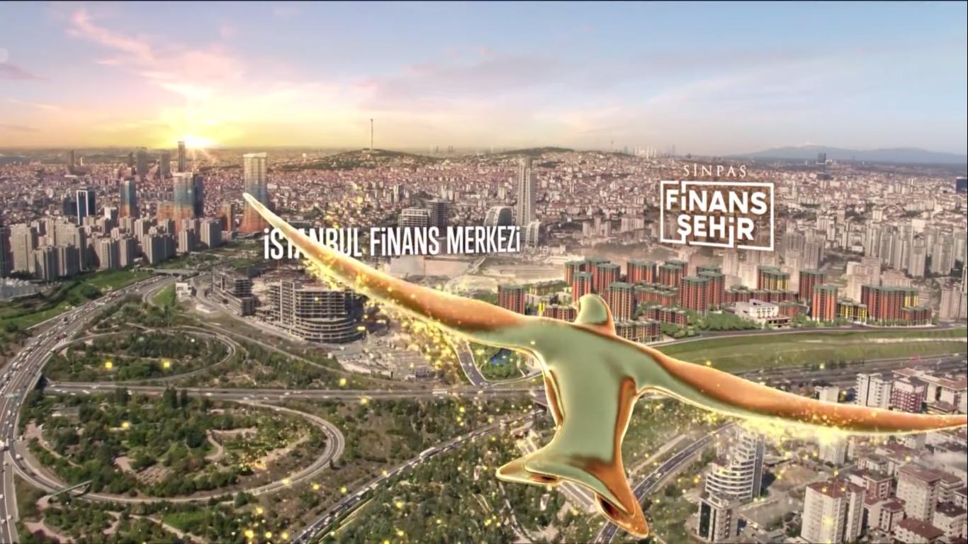 Finansın Merkezi İstanbul'da Buluşuyor - SİNPAŞ