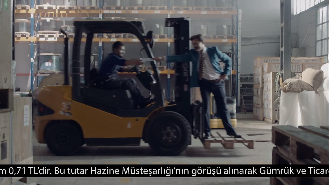 Ticarette Güvenli Gelecek! FİNDEKS - Türkiye'nin Reklamları