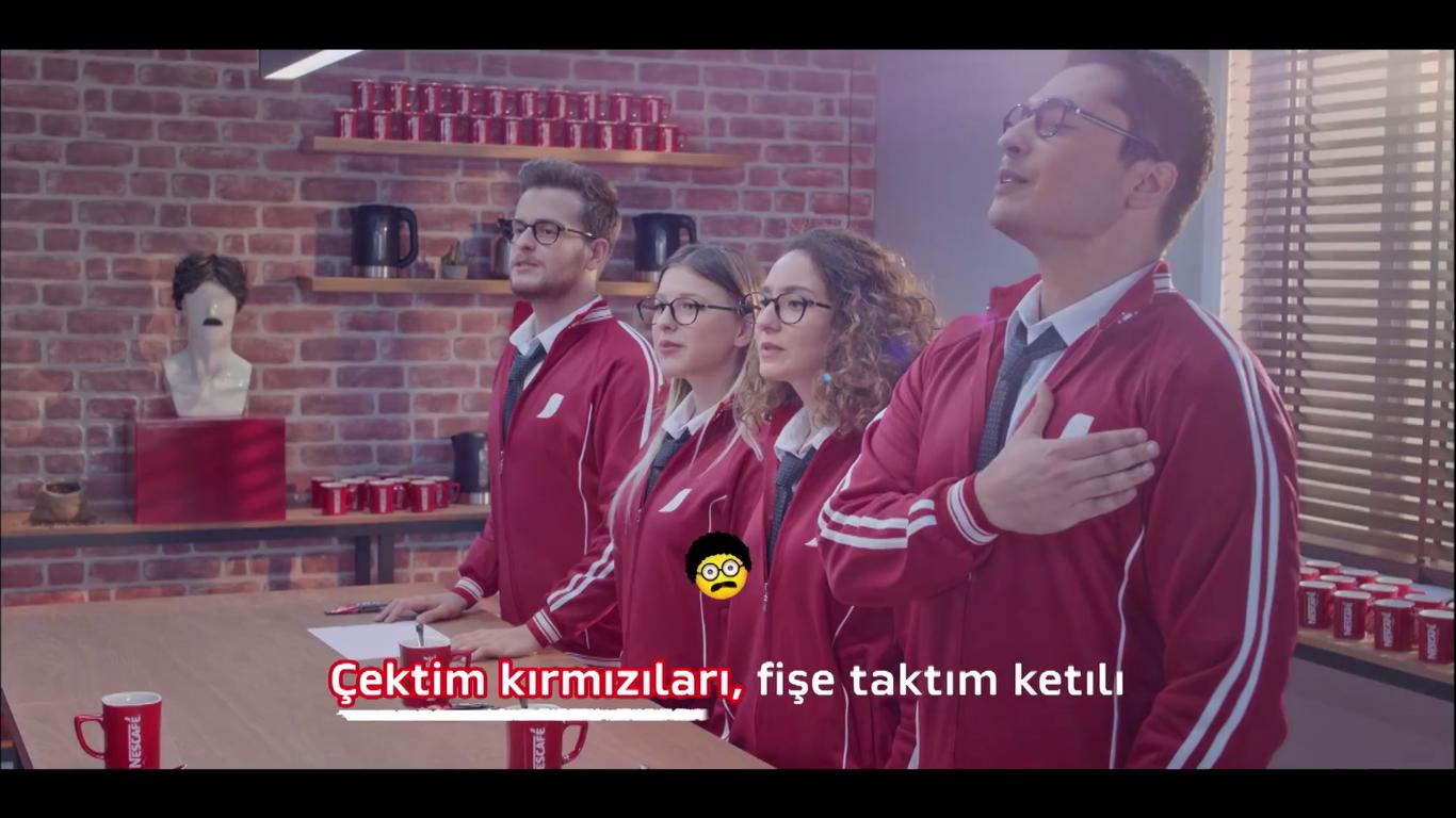Şevket Hoca ile İlk Ders Başladı, #kendinegel - NESCAFE - Türkiye'nin Reklamları