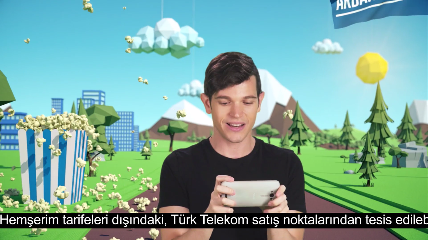 Fırsatlarla Dolu Selfy Dünyası, Ardanimarka - TÜRK TELEKOM_türkiyenin_reklamları