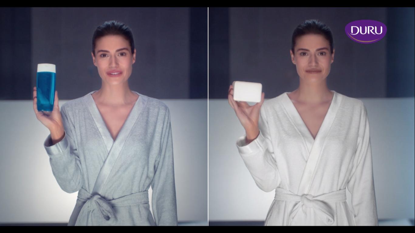 Fresh Sensations Şeffaf Duş Sabunu - DURU_türkiyenin_reklamları