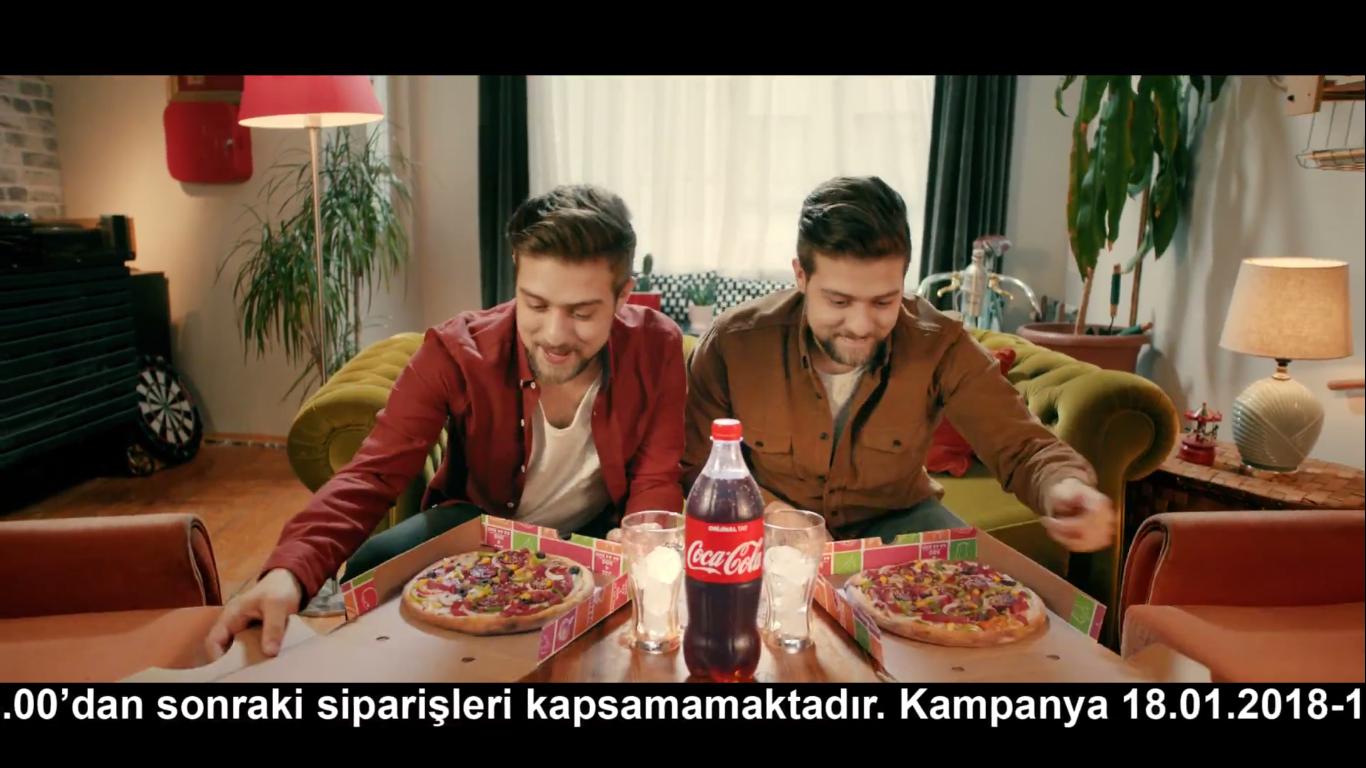 Acıktın Sen Galiba - PİZZA PİZZA Reklamı_türkiyenin_reklamları