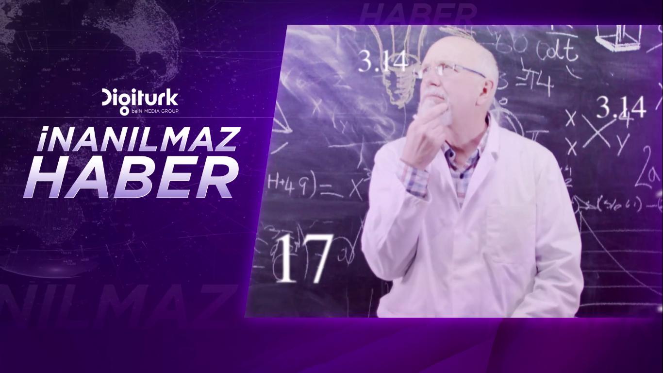 İnanılmaz Haberler, Matematik Dünyası Şokta! - DIGITURK_türkiyenin_reklamları