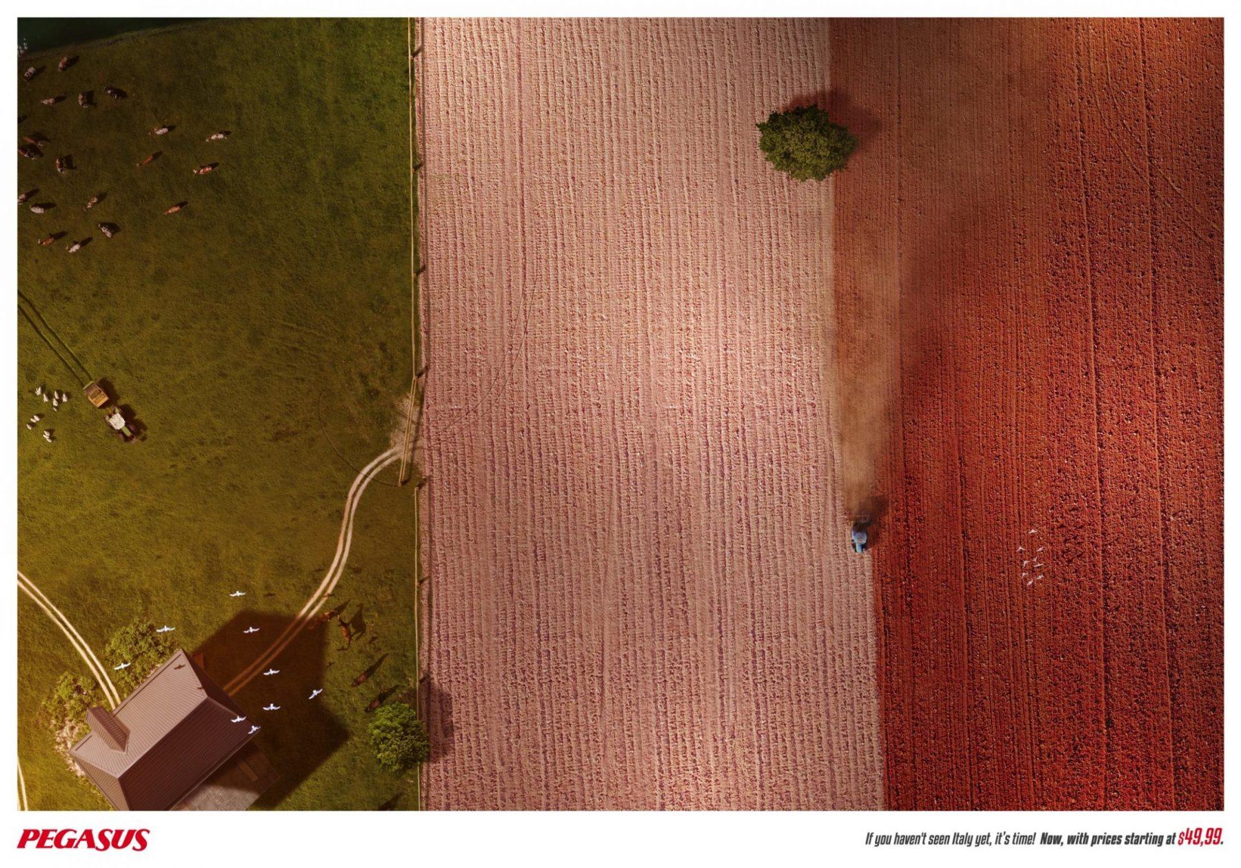 İtalya'yı Hâlâ Görmediysen, Şimdi Tam Zamanı - PEGASUS-türkiyenin-reklamları