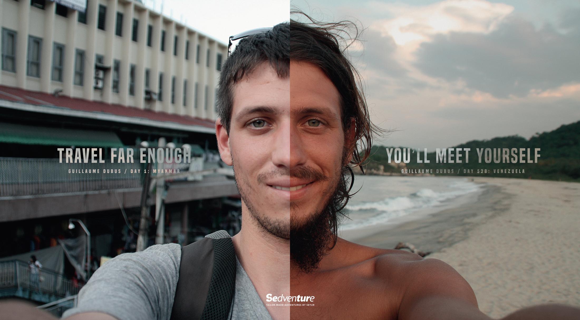 Kendinle Tanış, Guillaume Dubus - SETUR-türkiyenin-reklamları